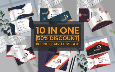 Creative Business Card Design Bundle Vol2