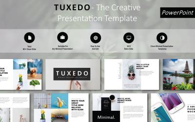 Tuxedo - PowerPoint Template