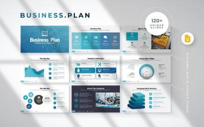 Best Business Plan Google Slides Template