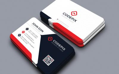 Estudios de tarjetas de presentación creativas1