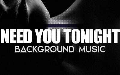 今晚需要你 - 深沉而撩人的性感股票音乐