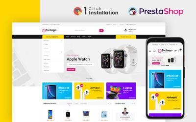 Techayo Electronics Prestashop -tema