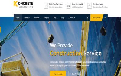 Constructo - Construction HTML Template