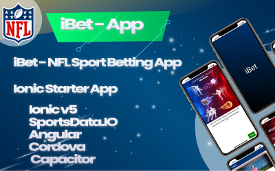 iBet Sport Betting Application