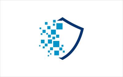 Векторный шаблон безопасности технологии