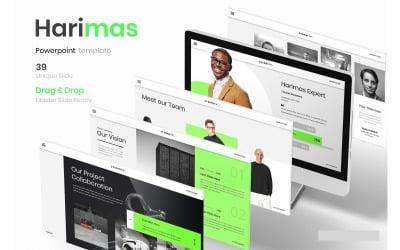 Harimas - Business PowerPoint šablony