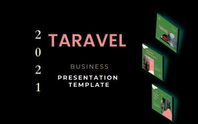 TARAVEL - Business Presentation Keynote Template
