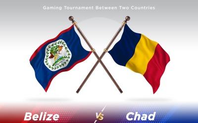 伯利兹对乍得两旗