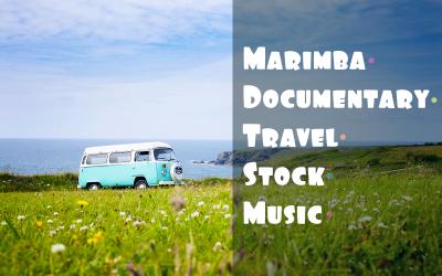 Marimba Documentaire Voyage Musique Stock