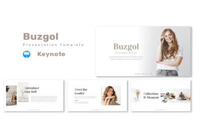 Buzgol - Keynote Template