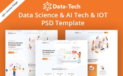 Datatech - Modello PSD Data Science e Ai Tech