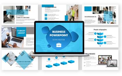 Multipurpose PowerPoint Design Presentation Template