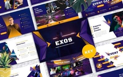 Exos - Esports Gaming Keynote