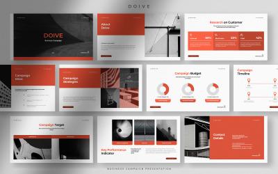 Doive - Clean Business Campaign Presentation