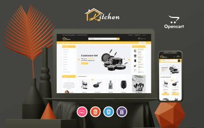Kitchen - Responsive OpenCart Template