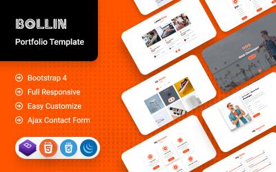 Bollin - Portfolio HTML Template