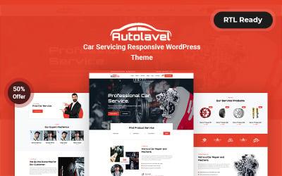 Autolavel - Car service Responsive WordPress Theme