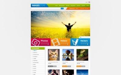 Bilder für verschiedene Projekte ZenCart-Vorlage