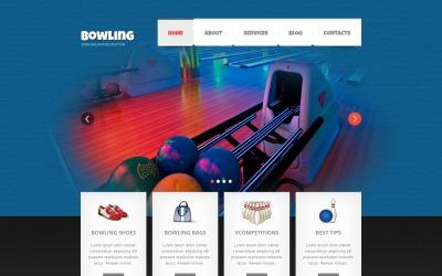 Bowling Drupal Vorlage