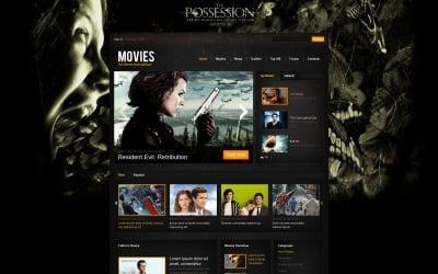 Internet Movie Database Drupal Template