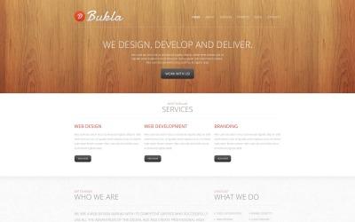 Szablon Combined Design Studio Drupal