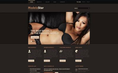 Plantilla Drupal de Model Business