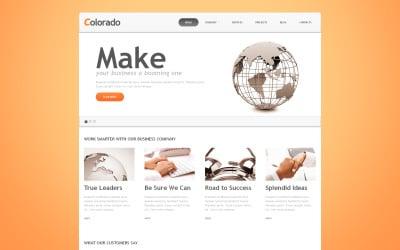 Accounting Website Responsive Joomla Template