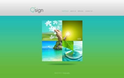 Design Studio Moto CMS HTML sablon