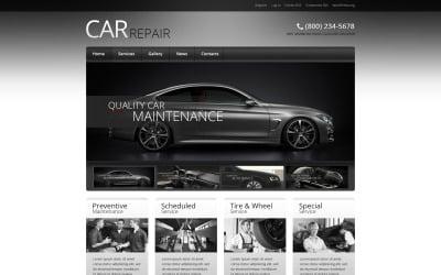 Car Retro Elegance WordPress Theme