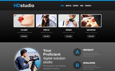 Photo Studio responsieve Joomla-sjabloon