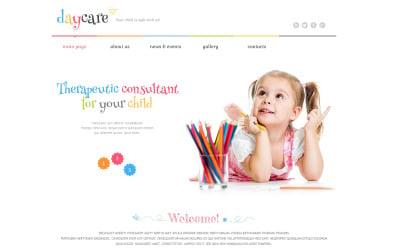 Day Care Responsive WordPress Theme