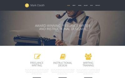 Tema WordPress per freelance online