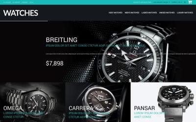 Buy Watches Magento Theme