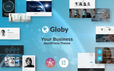 Seu tema empresarial WordPress