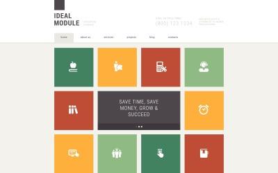 Consulting Agencies Joomla Template