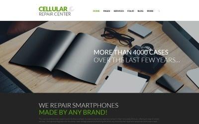 Tema de WordPress del Centro de reparación celular