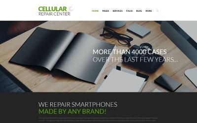 Thème WordPress du centre de réparation cellulaire