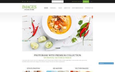 Art  Photography Shopify Theme