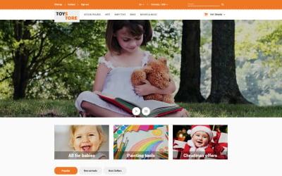 Toys for Kids PrestaShop Theme