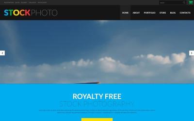 Tema de WooCommerce para fotos e vídeos