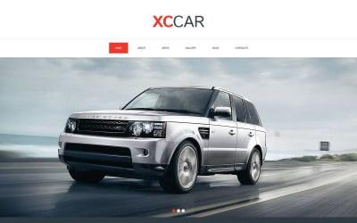 Car Club Responsive Drupal Template