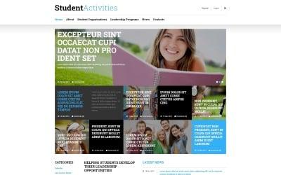 Education Responsive Joomla Template