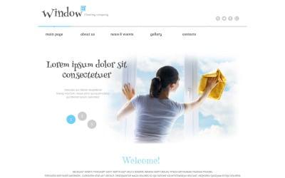 Window Cleaning Responsive WordPress Theme