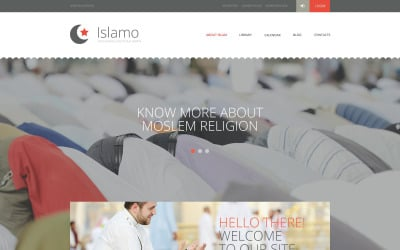Educating Nation Website Template