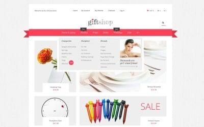 Gift Shop Magento Theme