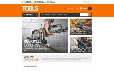 Householders Tools OpenCart Template