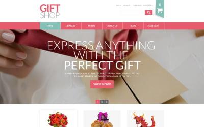 Gifts Shop VirtueMart Template