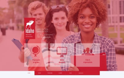 University Education WordPress Theme