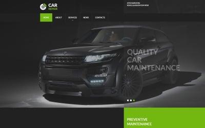 Car Repair - Auto Service Responsive Creative HTML Website Template