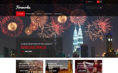 Fireworks Store PrestaShop Theme